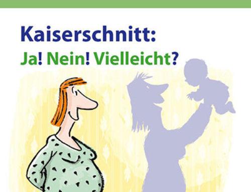 Kaiserschnitt ja-nein-vielleicht von pro familia